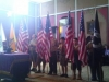 Elks Flag Ceremony 2014