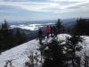 Mt Morgan Mt Percival hike 2014