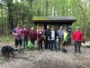 Plaistow Town Forest cleanup May 2019