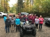 Plaistow Town Forest cleanup October 2017