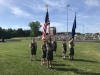 TRHS Graduation Honor Guard June 2018