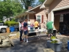 Tyler Paquin's Eagle Project work day May 2019
