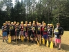 White water rafting camping trip August 2019